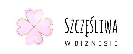 Logo szczęsliwa w biznesie