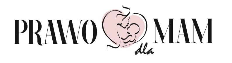 Logo prawo dla mam